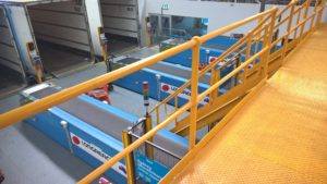 telescopic conveyers