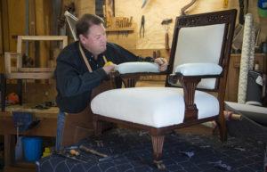 master upholsterer